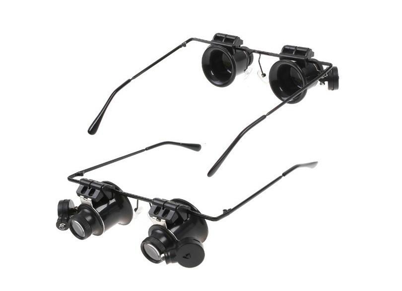 AG480 Kellasseppade prillid 20x suu..