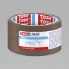 Basic wrapping tape 40m: 45mm, brown