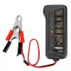 Battery load and charging tester 12 V - digital LED