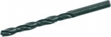 Hss twist drill according to din 338. blackened-2,4 mm