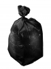 Trash bags, ldpe, 60l, 20pcs roll, proline