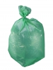 Trash bags, ldpe 120l green 10pcs roll, proline