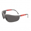 Safety glasses, smoke, adjust., ce, lahti