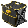 Tools bag with seat