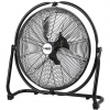 Fan, 111W air circulator, diameter 45 cm, 3 airflow speeds, position adjustment