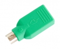 AK10B Adapter usb to ps / 2