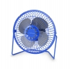 "EA149B Esperanza 6"" usb fan yugo blue"