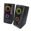 EGS103 Esperanza usb speakers 2.0 led rainbow baila