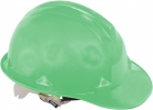 Safety helmet, green, cat. ii, ce, lahti