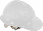 Safety helmet, white, cat. ii, ce, lahti