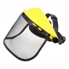 Safety mesh shield with hood, ce, lahti