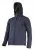 "Softshell jacket, hood, black, ""3xl"", ce, lahti"