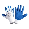 "Gloves latex navy-white l211109p, card, ""9"", ce, lahti"