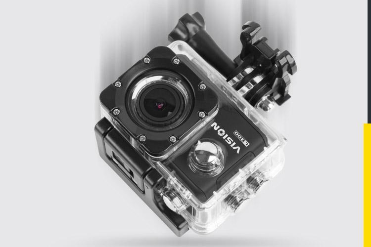 Wodoodporna kamera sportowa