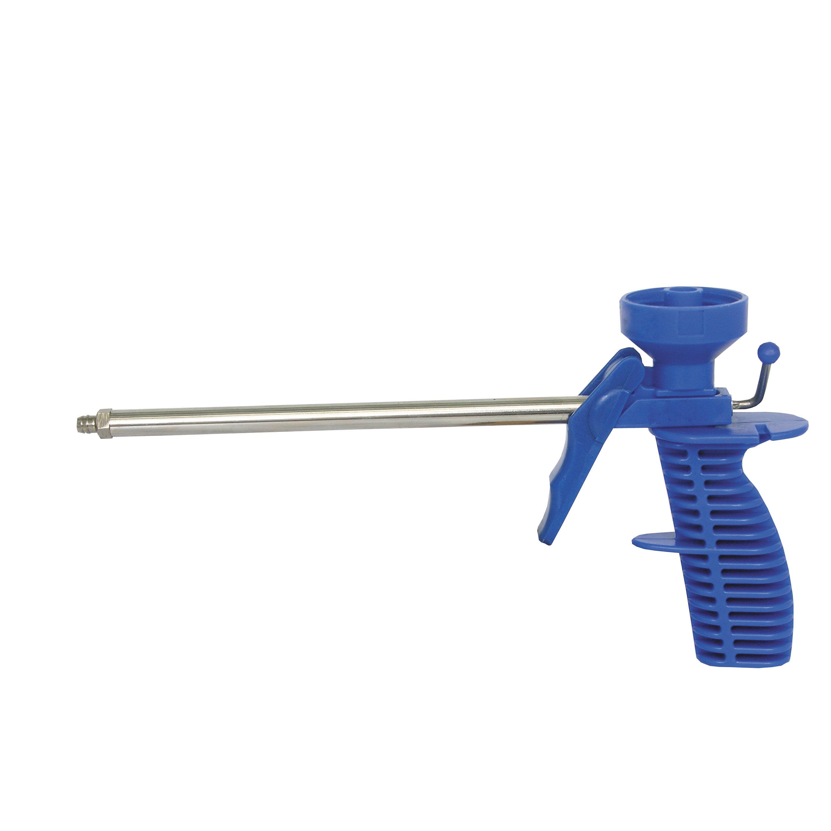 Paigaldus vahtpüstol, plastkorpus