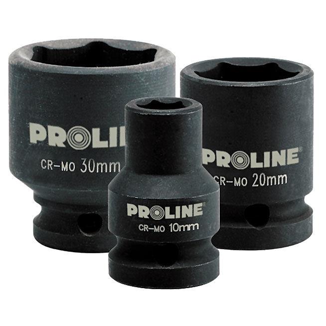 """3/4 """"43 mm proliini 6-punktine cr-mo löögipesa"""