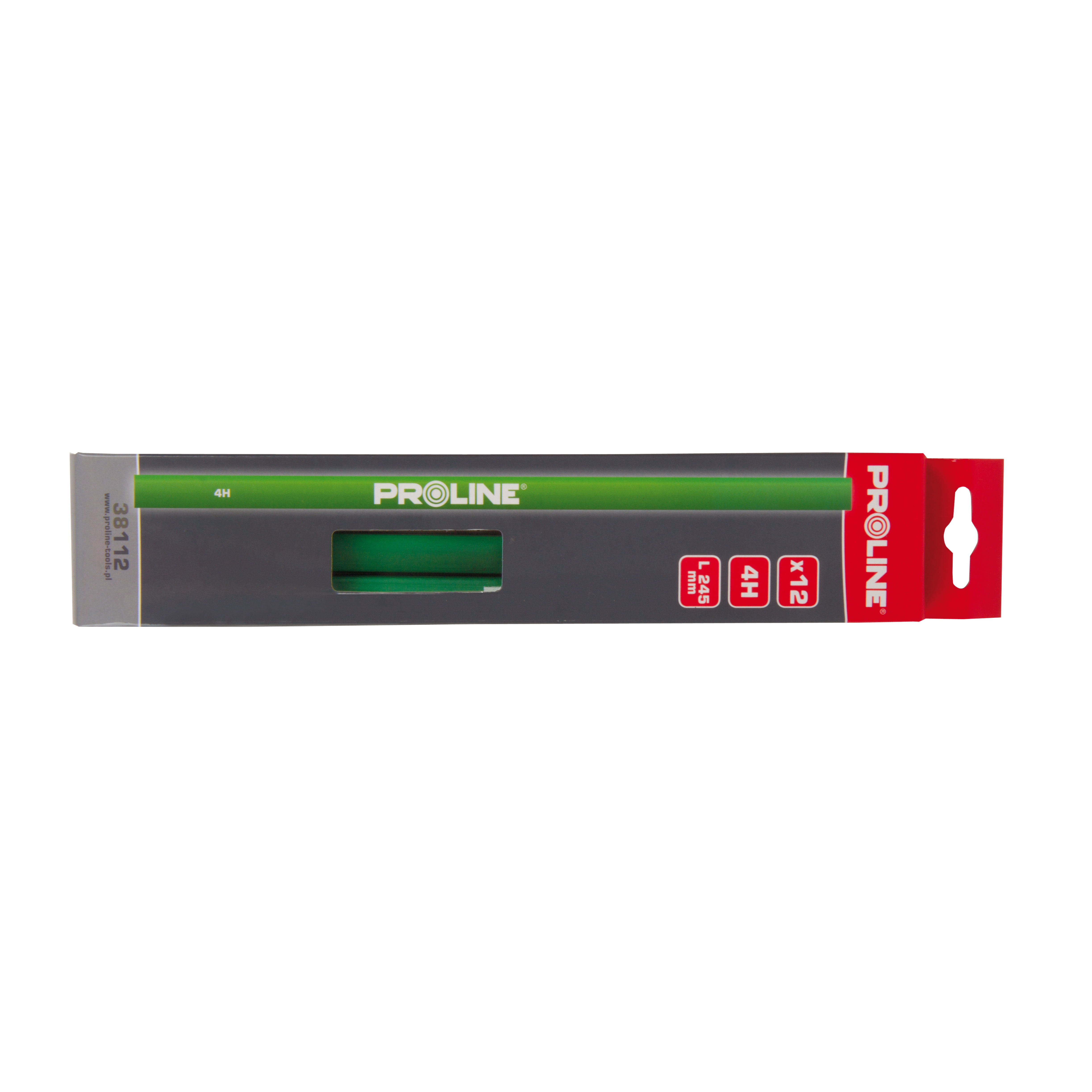 38112 Roheline müürikivi 4H 245mm..