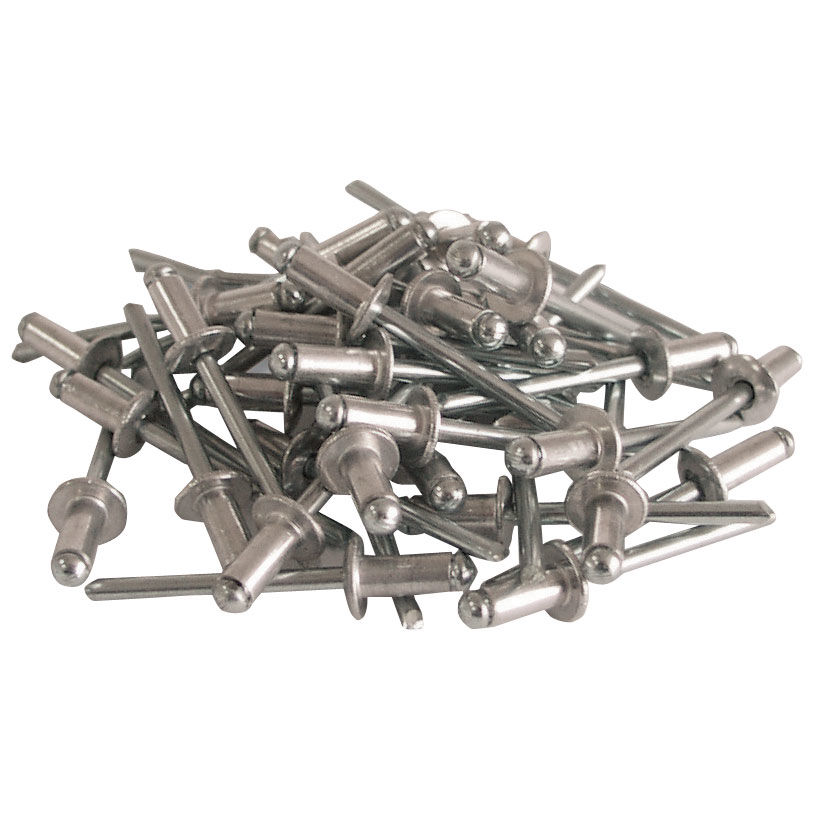 59508 Pime alumiiniumneet 4,8x8mm 5..