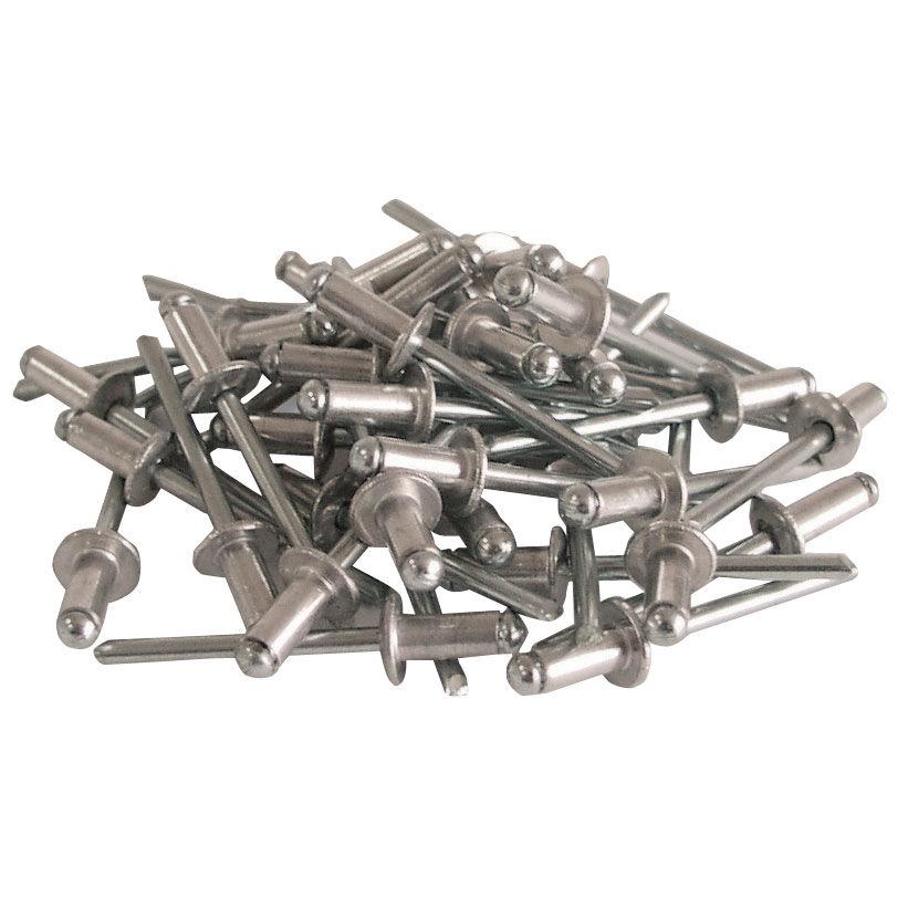59523 Pime alumiiniumneet 4,8x23mm ..