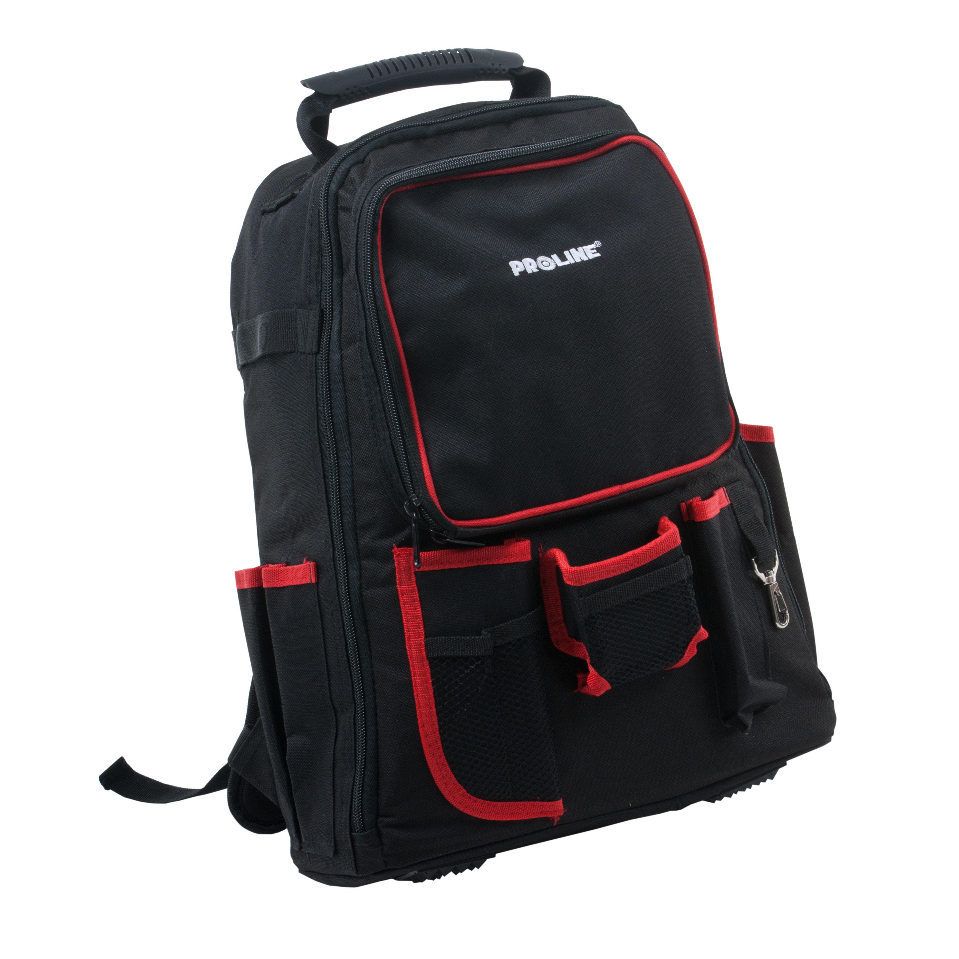 62100 Tool seljakott 29 taskut, 23 ..