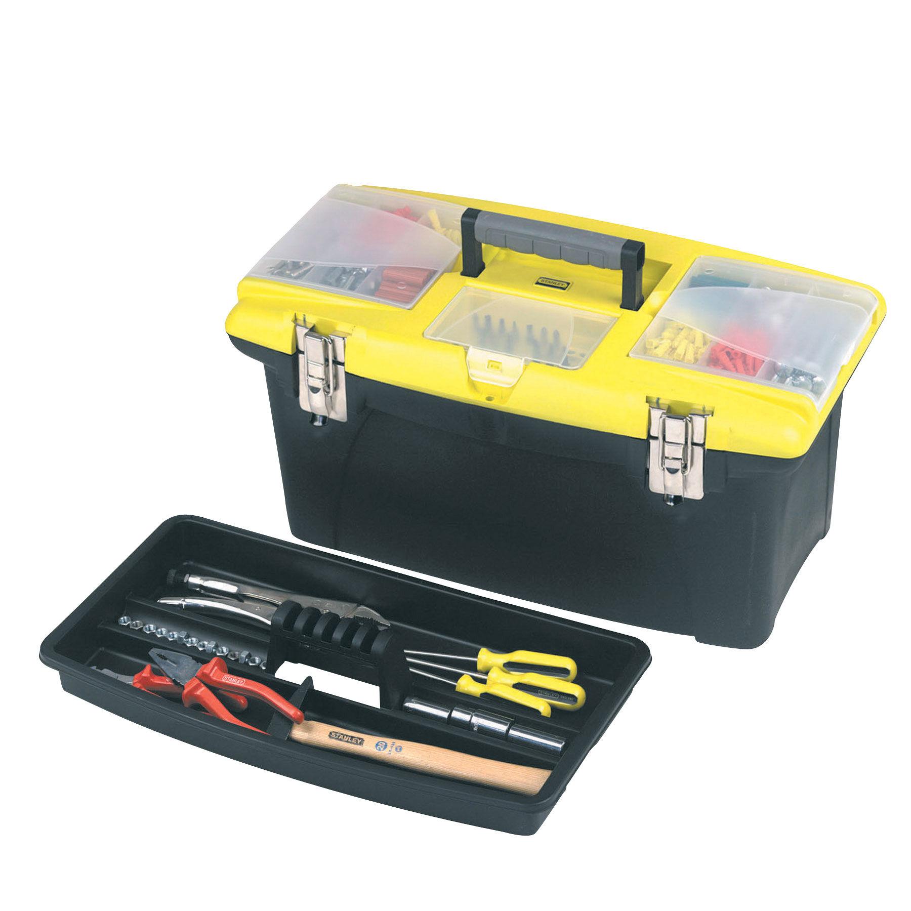 929081 Toolbox Jumbo 22 tolline, St..