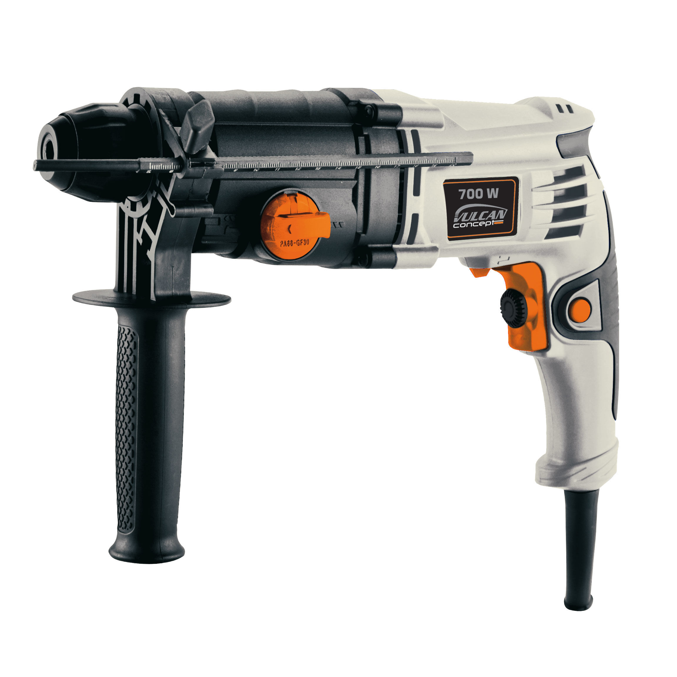 VZM700 Hammer 700W, SDS-Plus, pakir..
