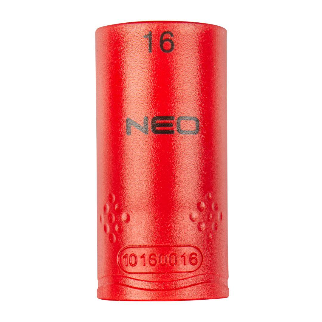 """1/2 """"16mm 1000V kuusnurkne pistikupadrun"""