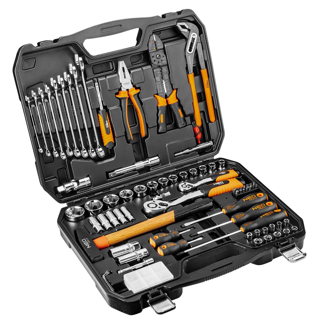 Tööriistakomplekt, 100 tk