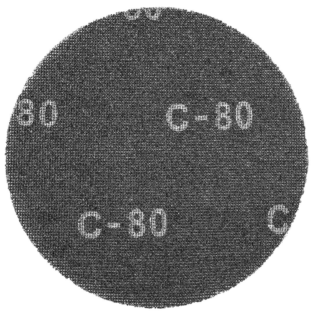 Velcro lihvimisvõrk, 225 mm, K80, ..