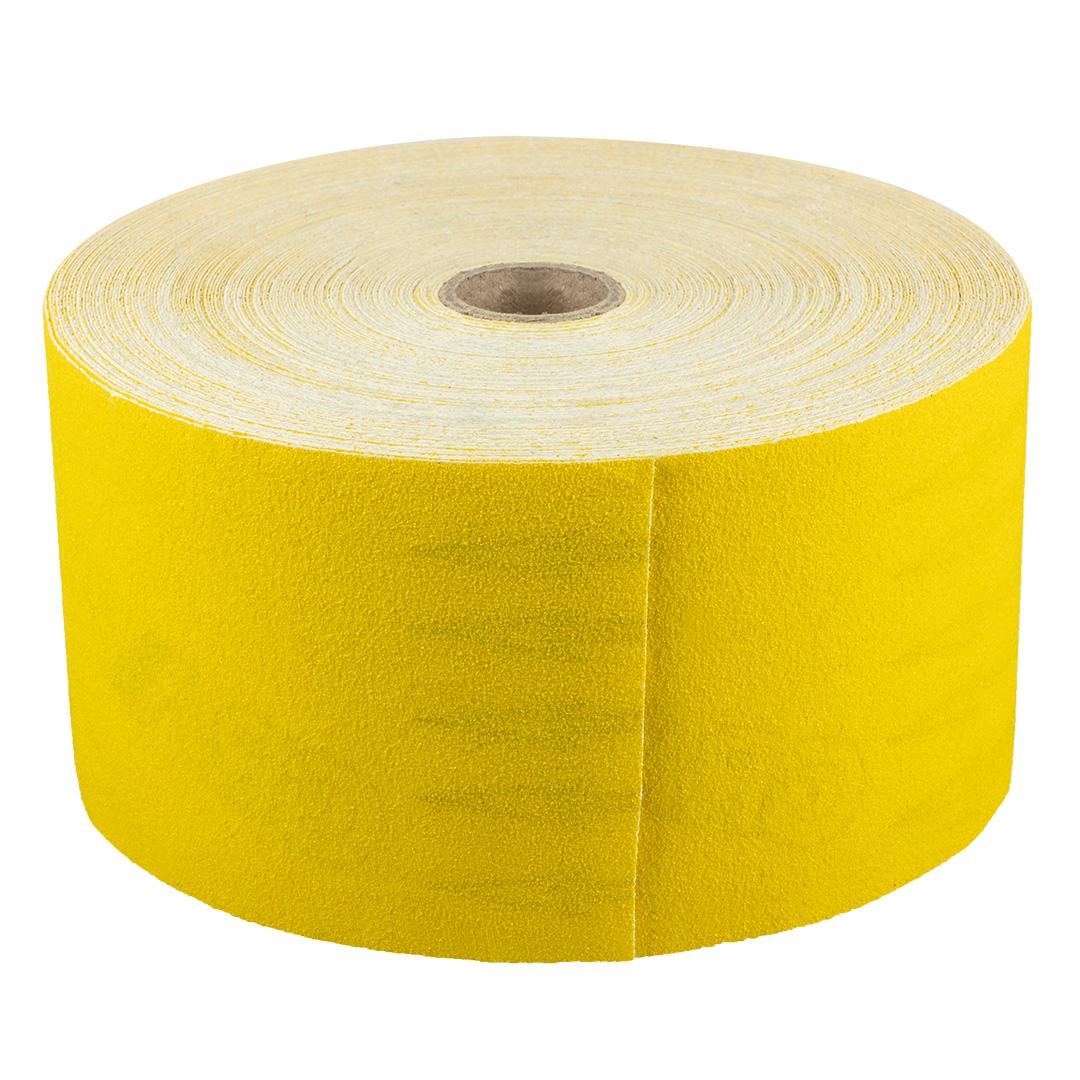 Lihvimisleht kollane 115 mm, K80, 5..
