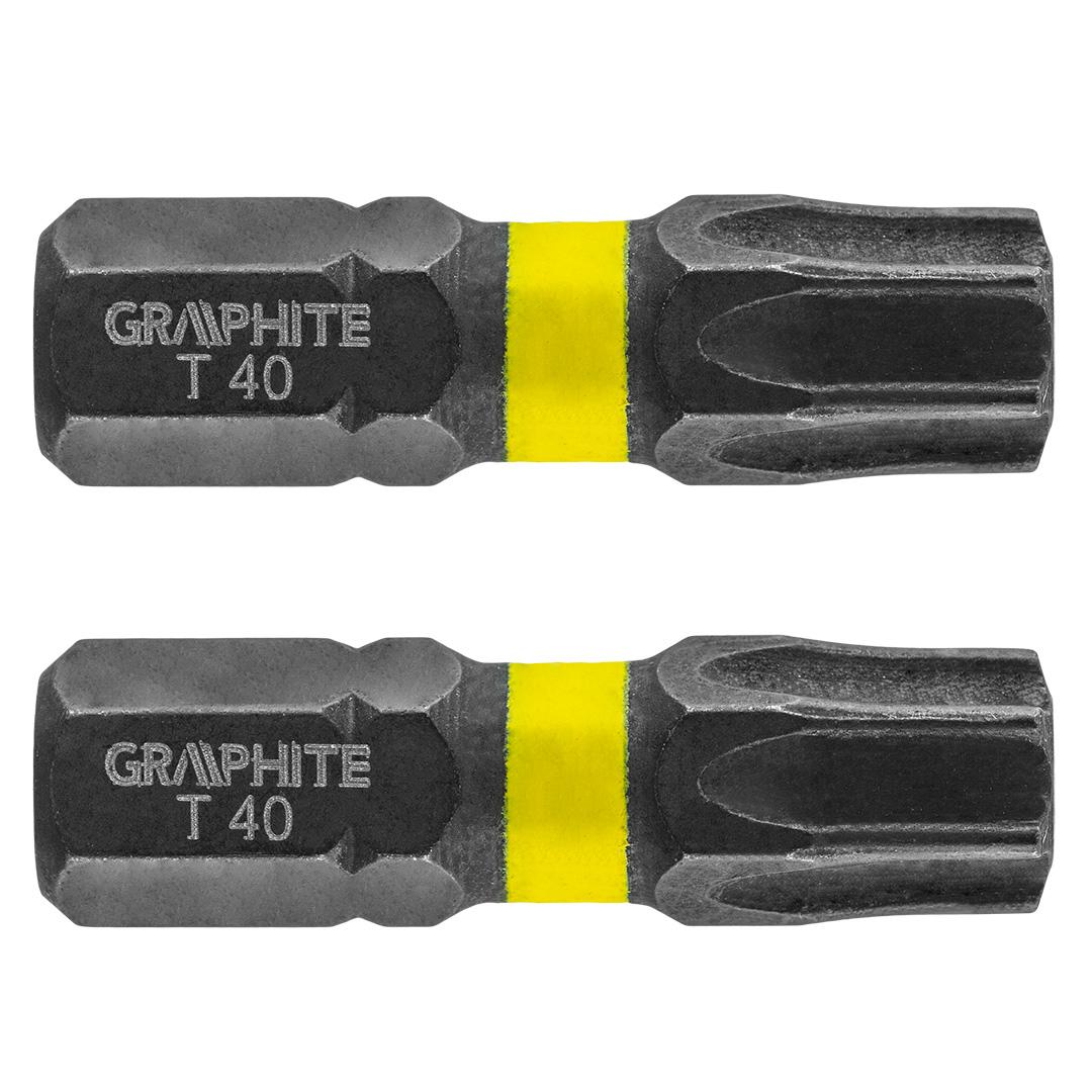 TX40 x 25 mm löögiterad, 2 tk.