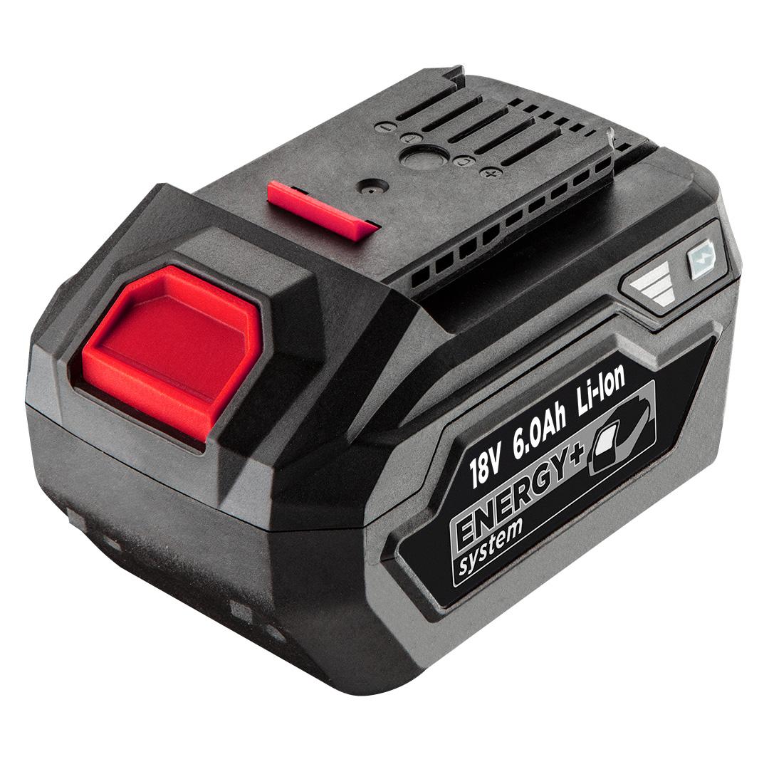 Energiaakumulaator + 18V, liitiumio..