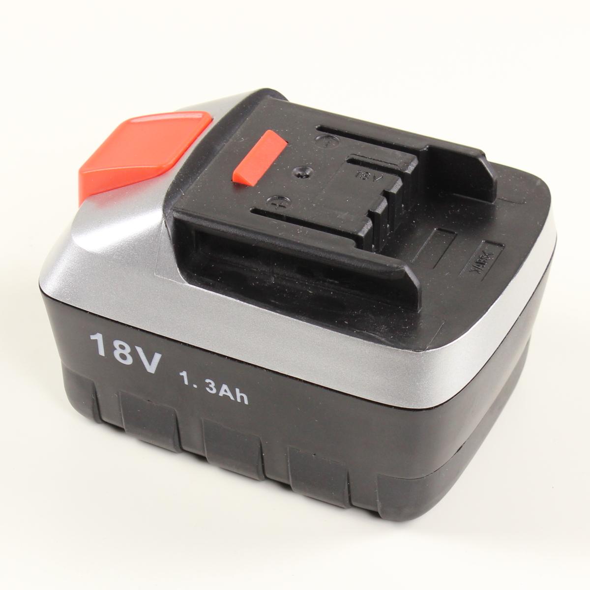 Akumulaator 18V, liitium-ioon / 1.3..