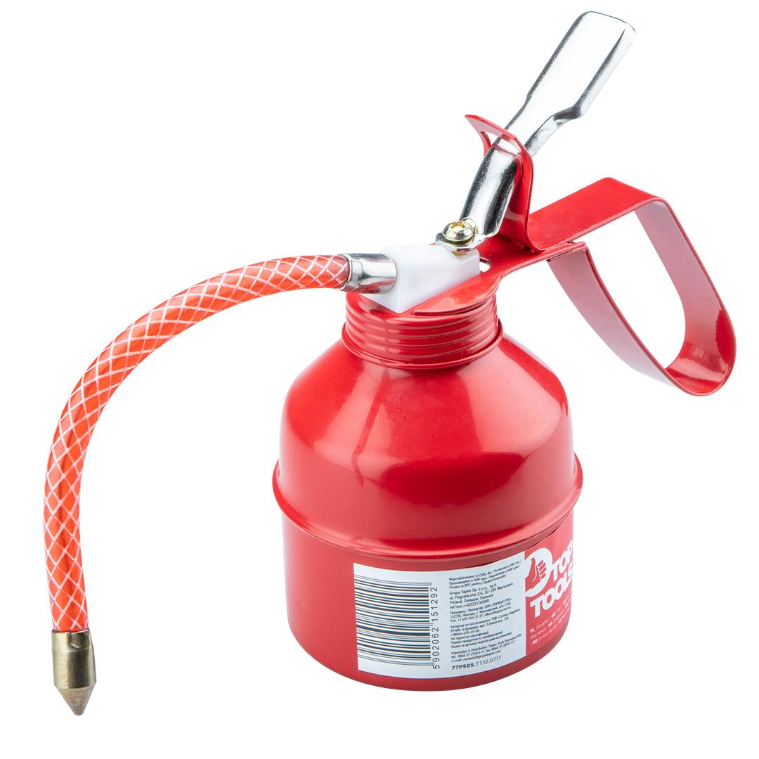 300 ml õliõli 130 mm painduva ots..