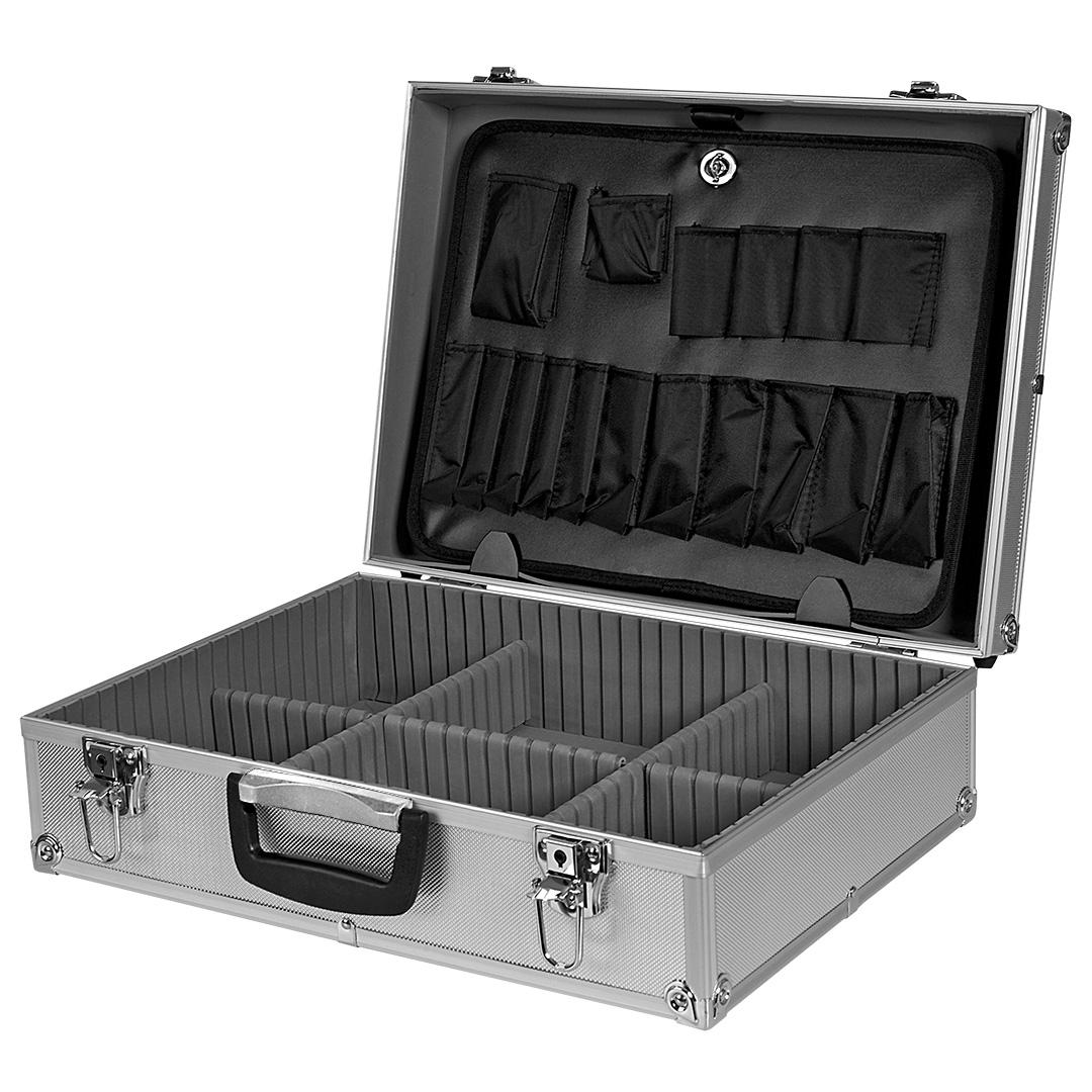 Alumiiniumist kohver