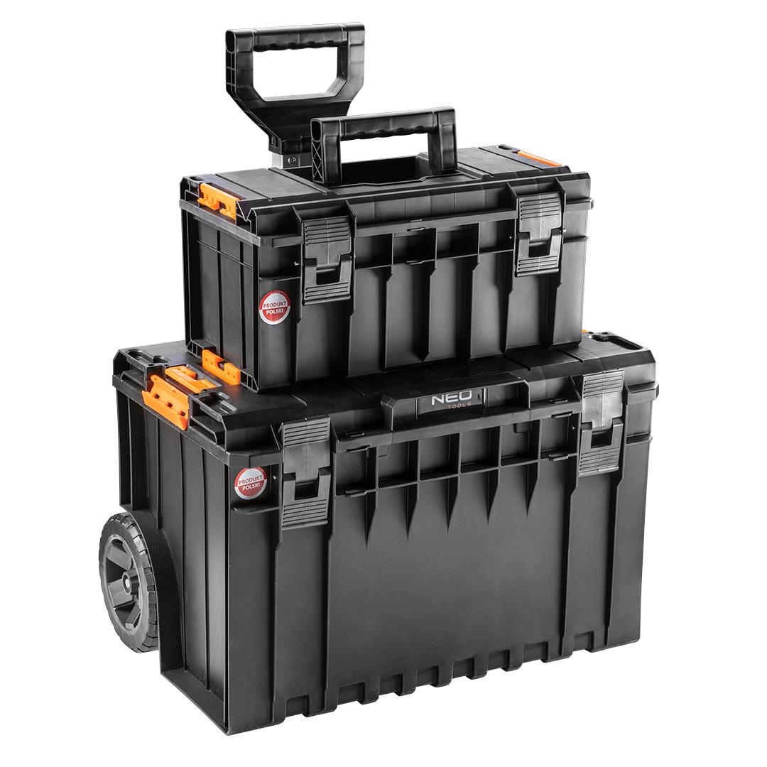 Ratastel moodulkarp + kast 500