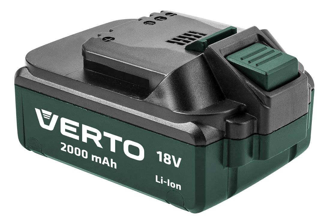 Akumulaator VES 18V, liitium-ioon 2..